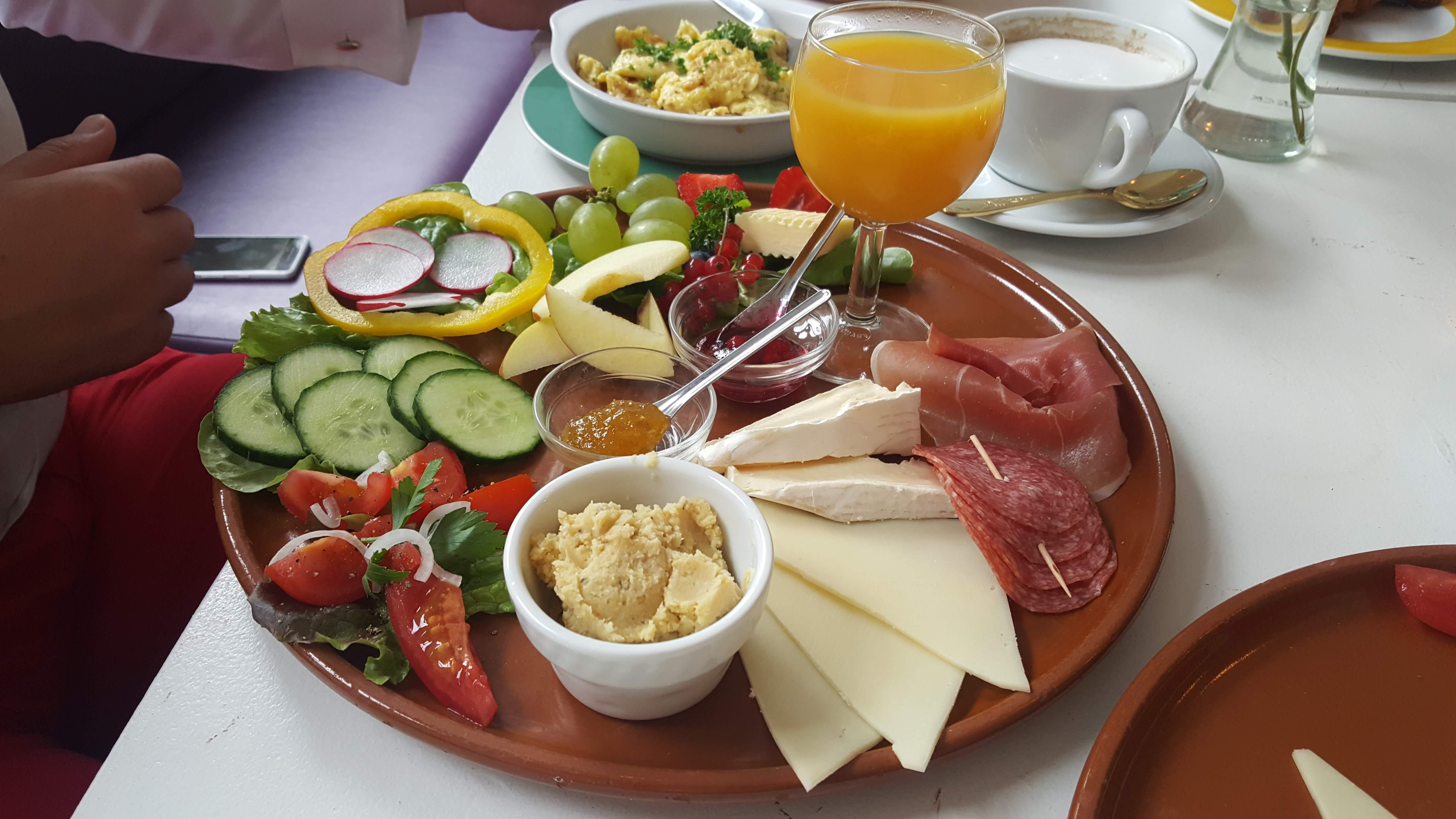 Frühstück Frida, Cafe Frida, Bremen