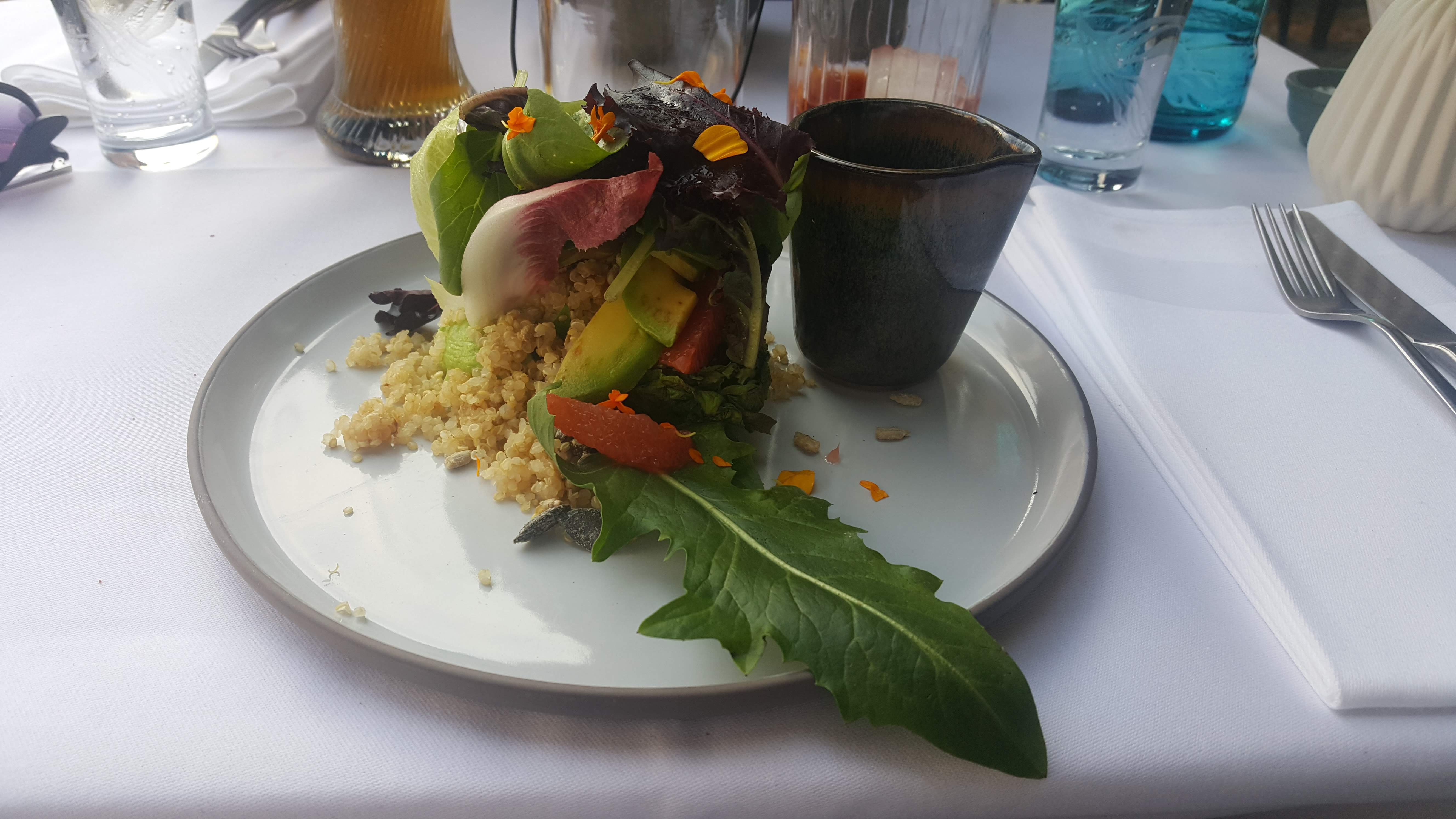 Der Gärtner Salat, Gärtnerei, Berlin