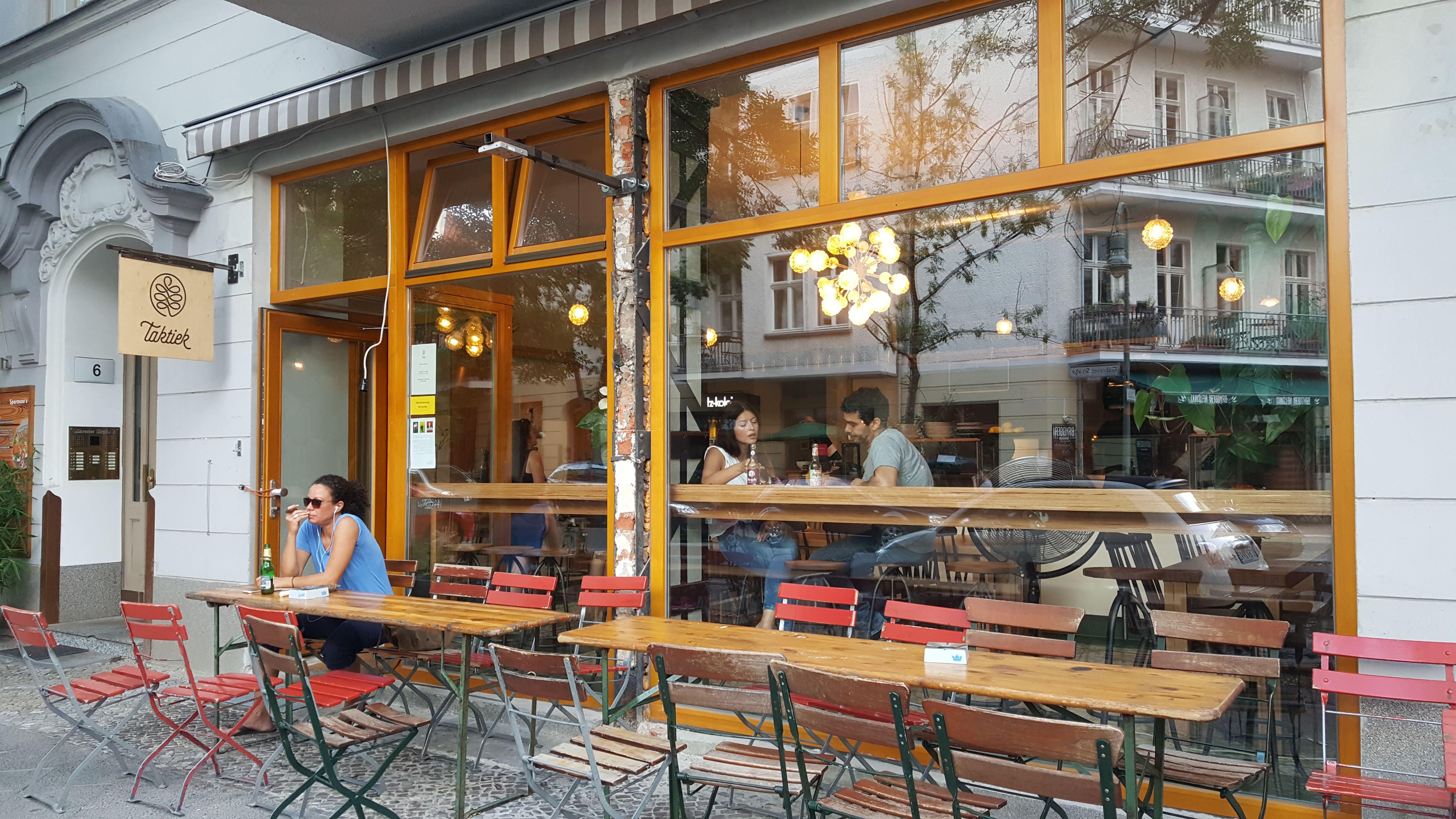 Außenansicht, Taktiek, Berlin