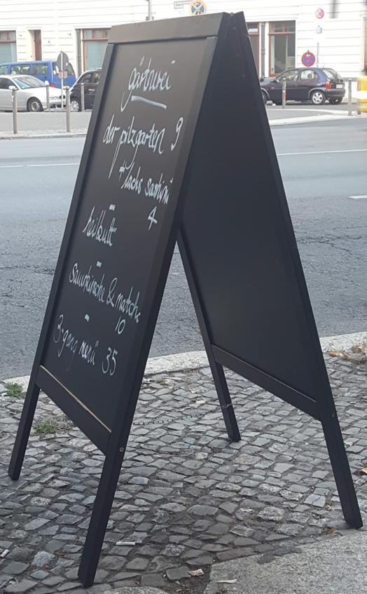 Gärtnerei, Berlin