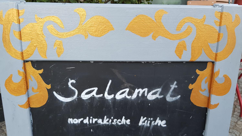 Salamat, Berlin