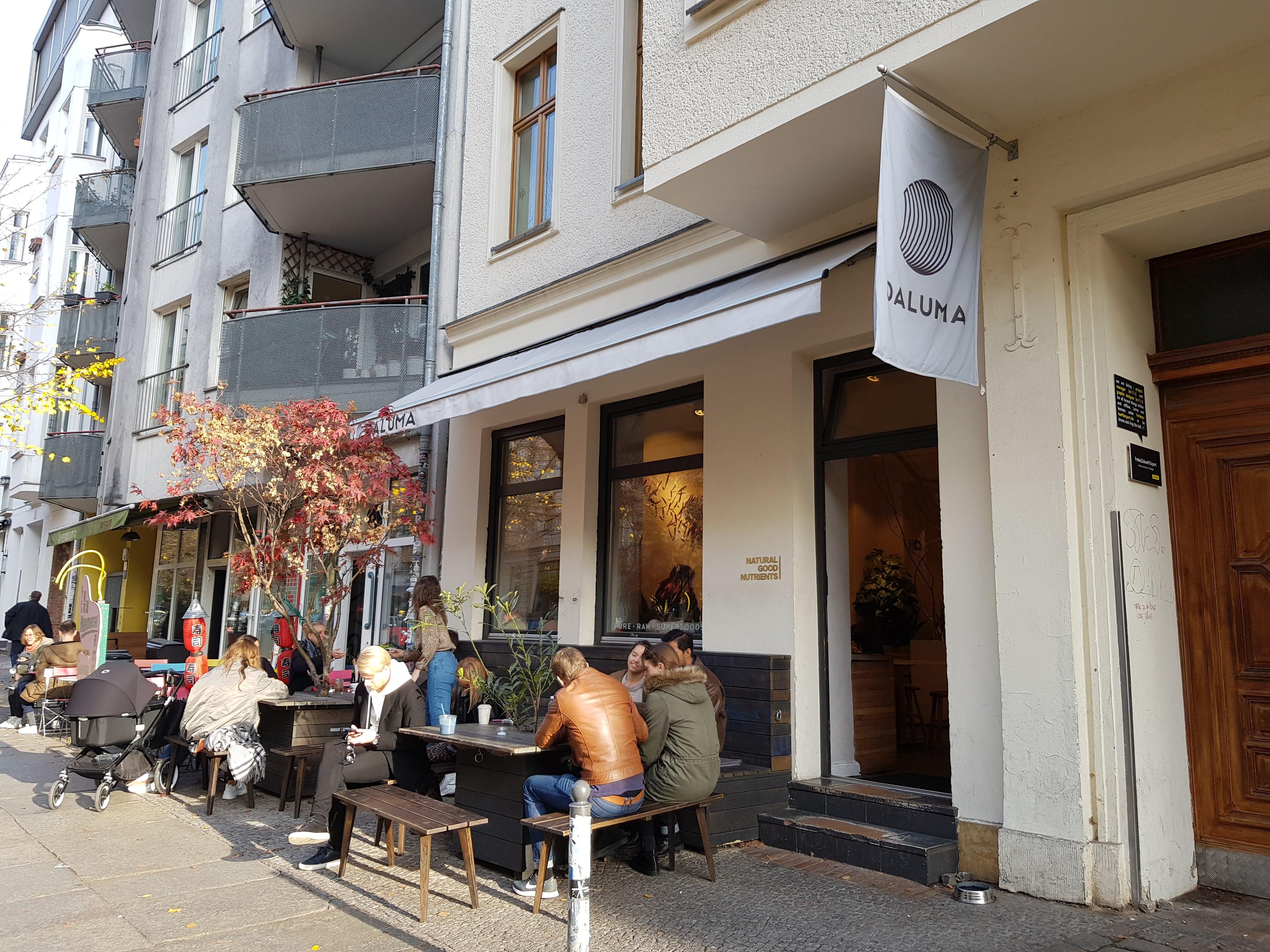 Außenansicht, Daluma, Berlin