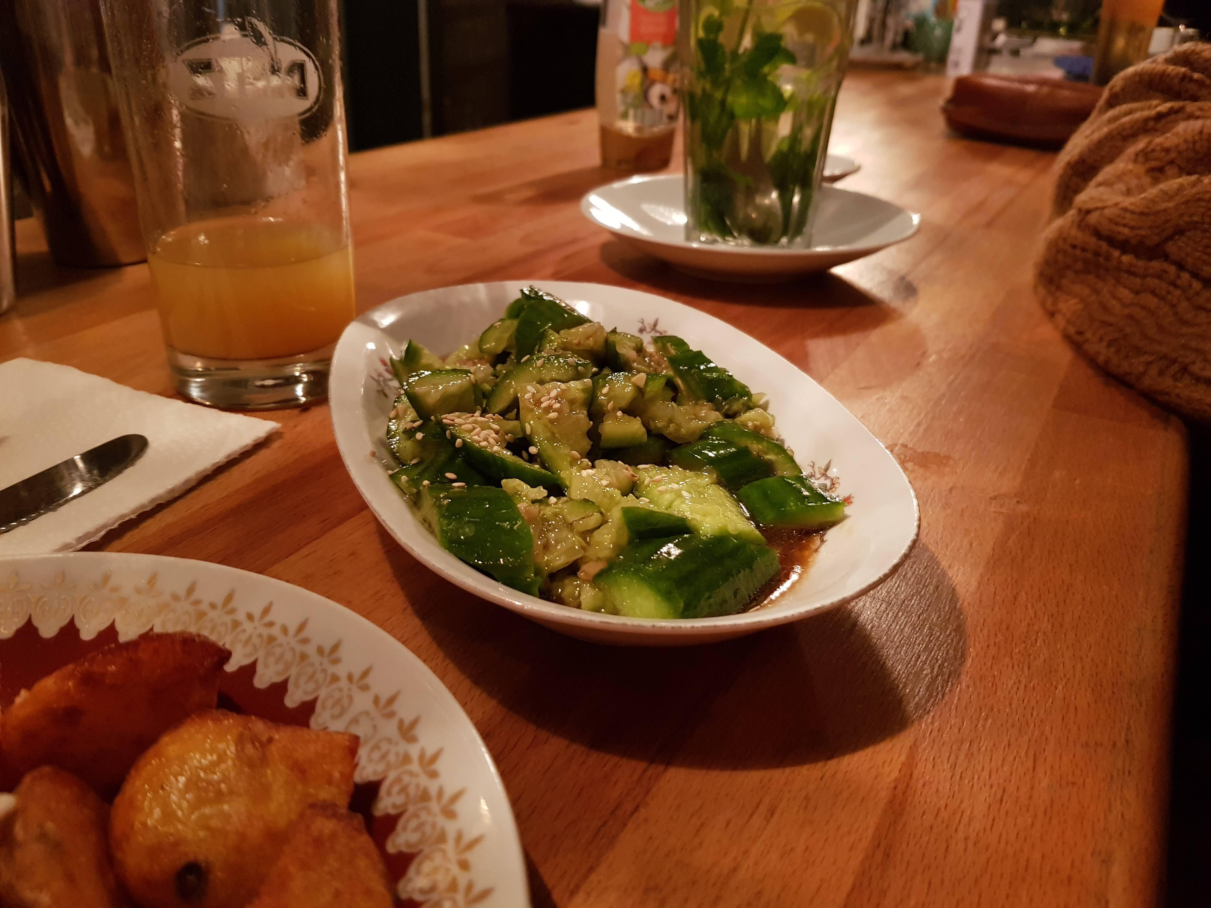 Gurkensalat, Alaska Bar, Berlin