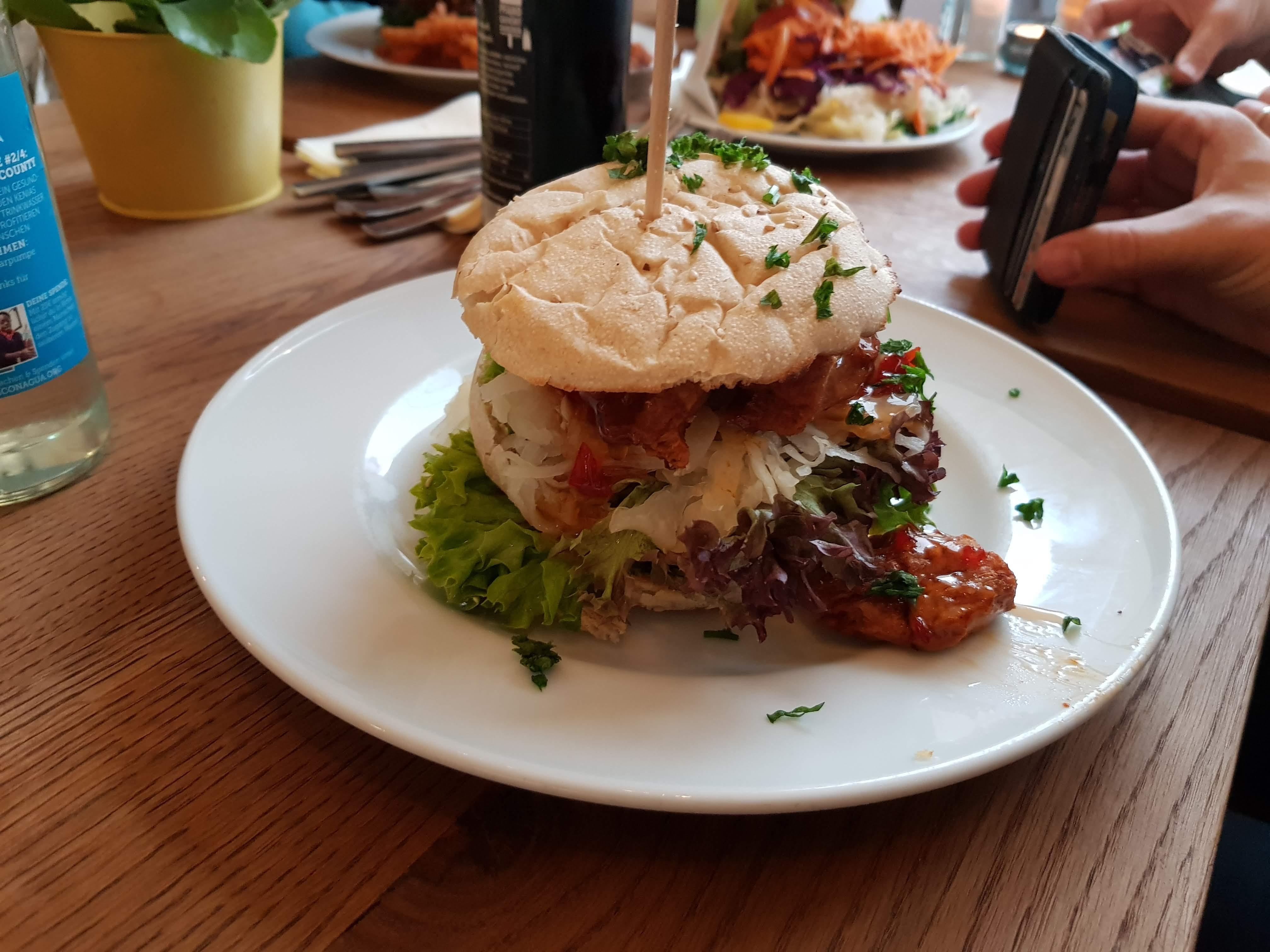 Classick Burger, Krawummel, Münster