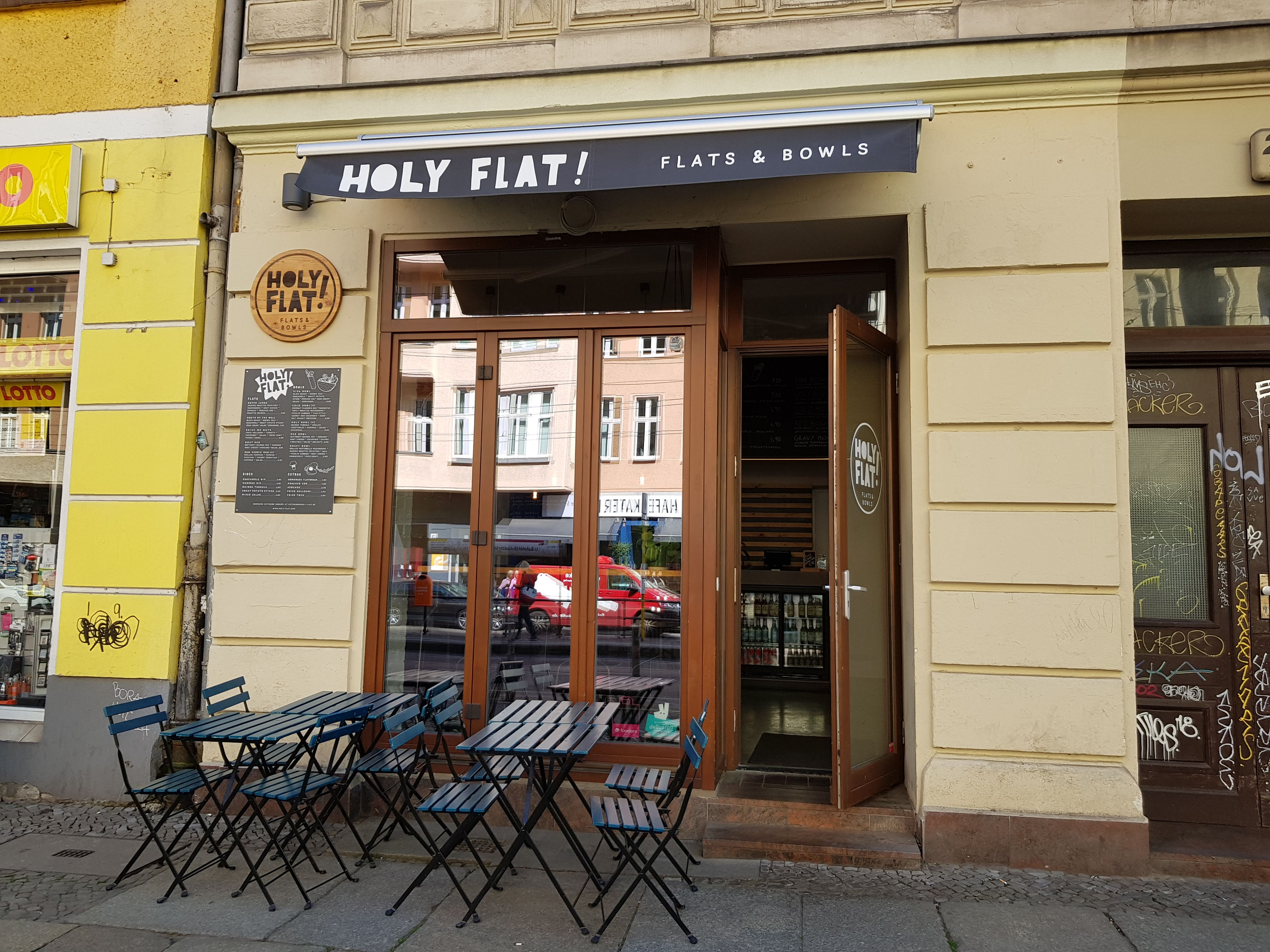 Holy Flat, Berlin