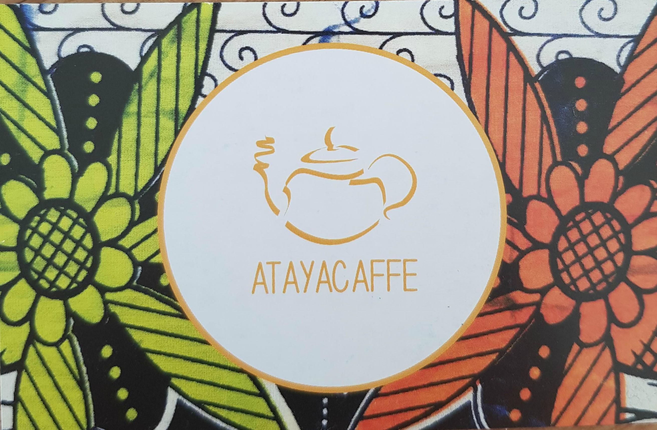 AtayaCaffe, Prenzlauer Berg, Berlin