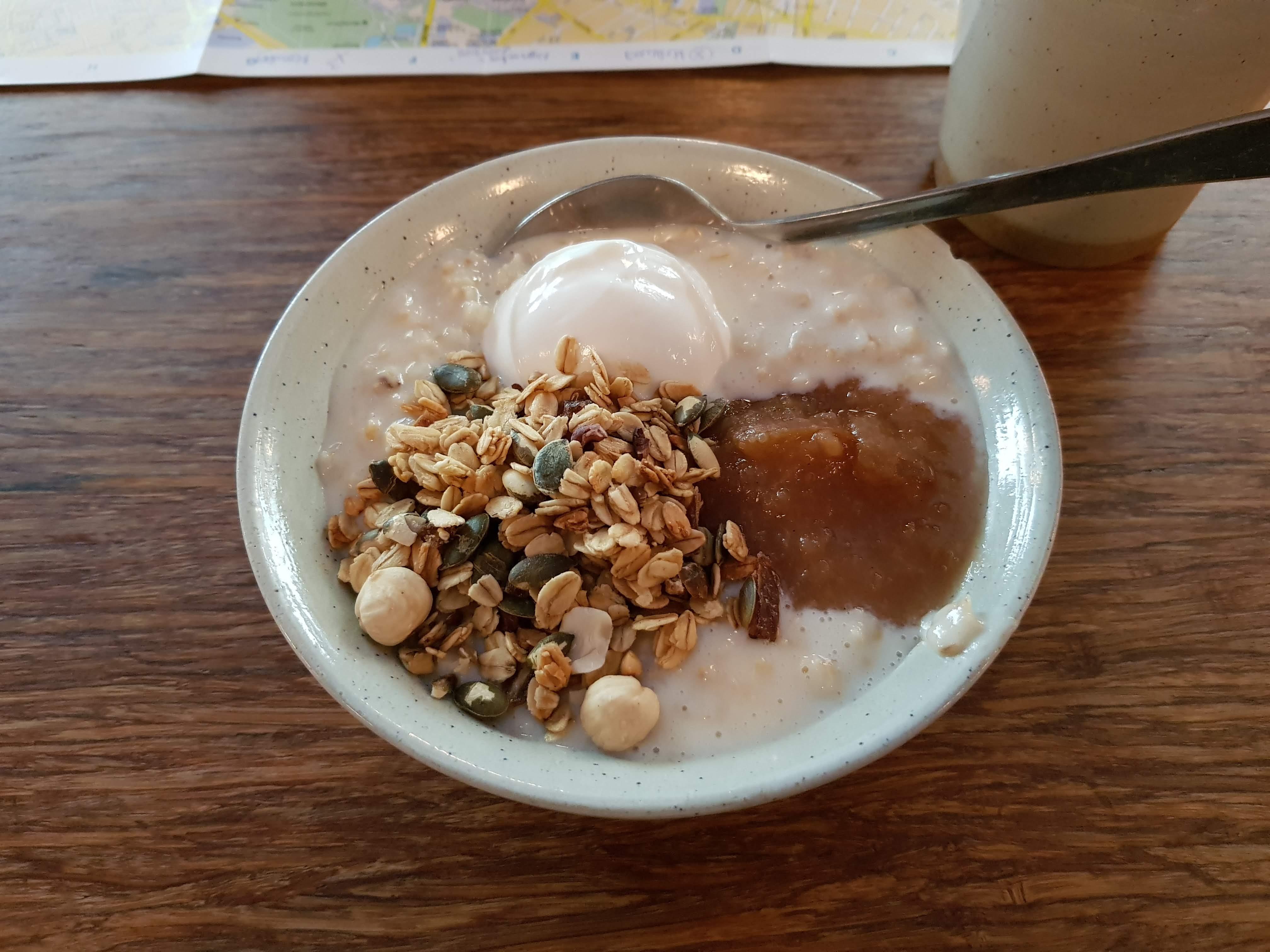 Porridge, Grod, Copenhagen