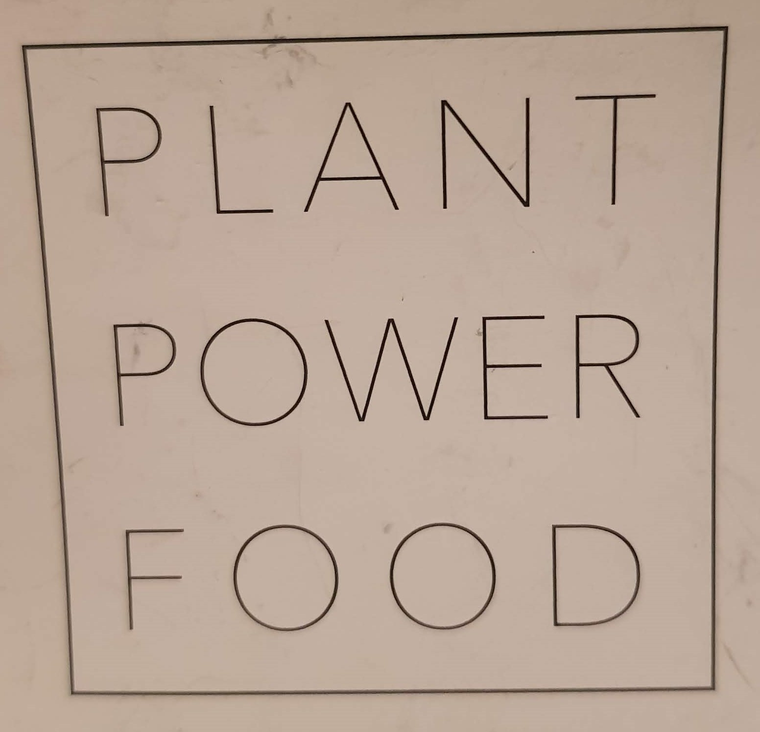 Power Plant Food, Kopenhagen