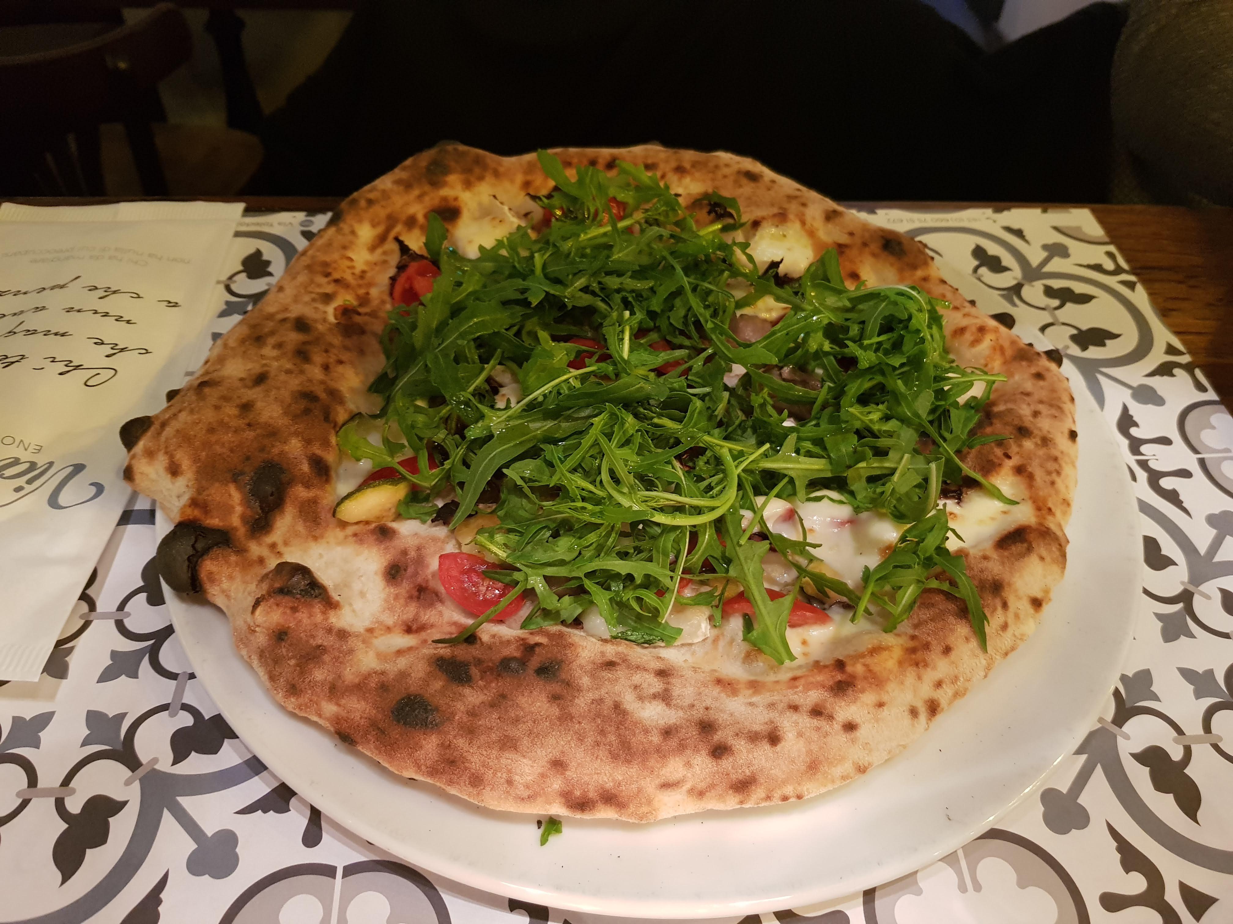 Pizza Regina Di Cuori, Via Toledo, Wien