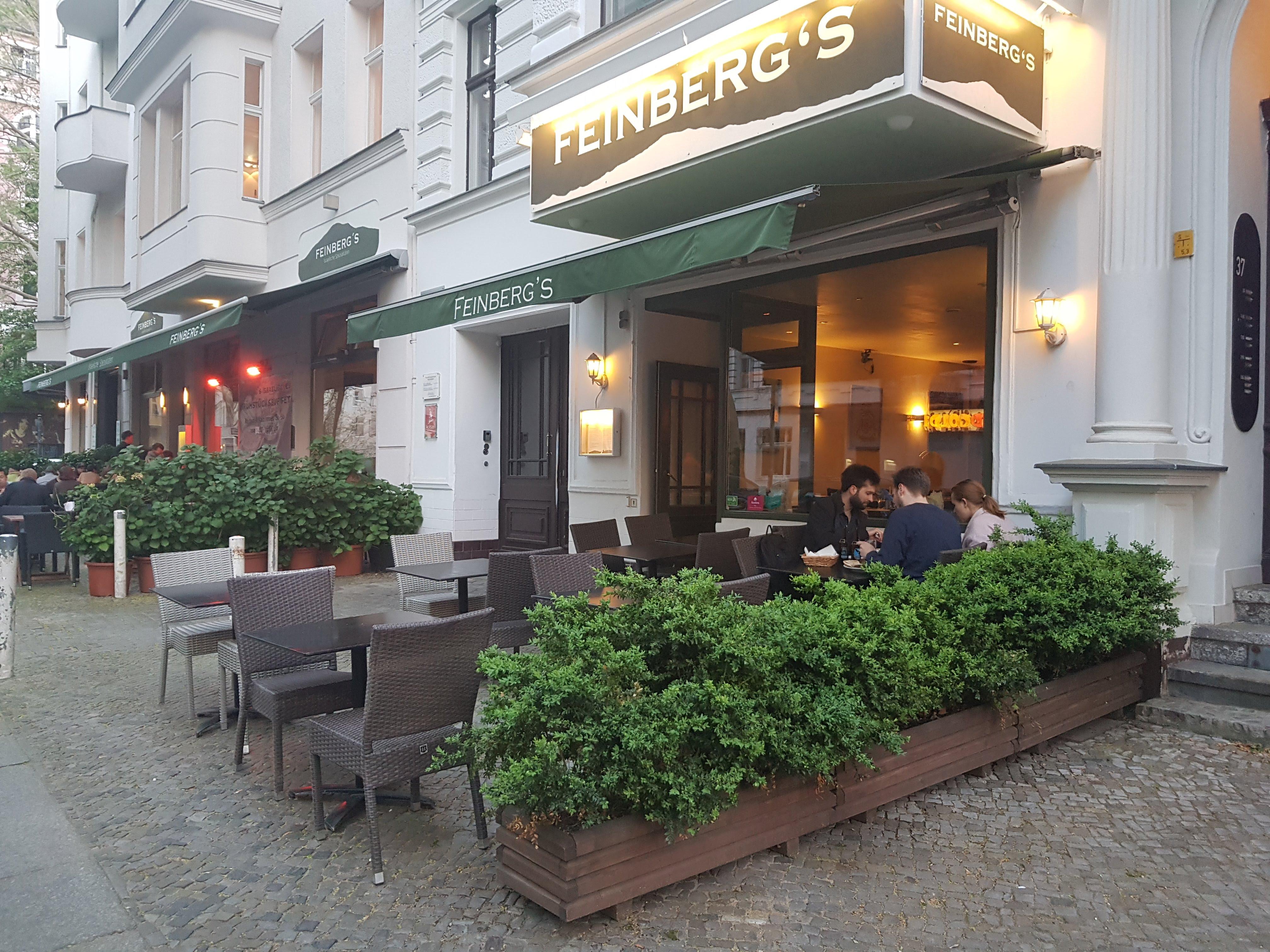 Feinbergs, Berlin