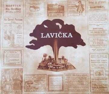 Lavicka, Prag